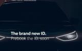 Volkswagen ID hatch hub