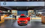 Volvo Los Angeles motor show