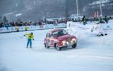 GP Ice Race Volvo