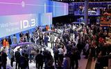 Frankfurt Motor Show 2019 - VW stand