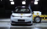 Volkswagen ID 3 Euro NCAP test