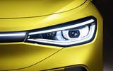 Volkswagen ID 4 lighting