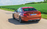 AC Schnitzer ACS2 Sport 2019 first drive review - tracking rear
