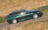 Alpina B3 Touring 2020 UK first drive review - hero side