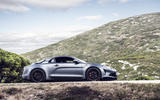 Alpine A110S 2019 first drive review - hero side