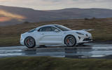 Alpine A110 S 2020 UK first drive review - tracking side