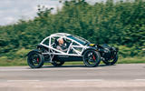 Ariel Nomad R 2020 UK first drive review - hero side