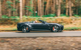 Aston Martin DBS Superleggera Volante 2019 UK first drive review - hero side