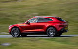 Aston Martin DBX 2020 UK first drive review - hero side