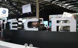 The Ateca has a big presence at the Paris Motor Show
