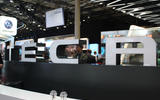 The Ateca has a big presence at the Paris Motor Show