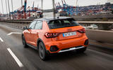 Audi A1 Citycarver 2019 first drive review - hero rear