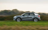 Audi Q2 35 TFSI Sport 2020 UK first drive review - hero side