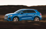 Audi Q3 45 TFSI 2019 first drive review - hero side