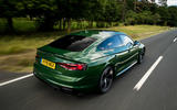 Audi RS5 Sportback 2019 first drive review - hero rear