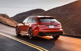 Audi RS6 Avant 2019 first drive review - hero rear