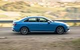 Audi S4 2019 first drive review - hero side
