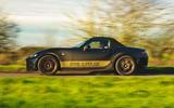 BBR GTI Mazda MX-5 Super 220 2020 UK first drive review - hero side