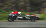 Ariel Atom 4 - Britain's Best Driver's Car 2020 - side