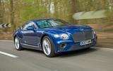 Bentley Continental GT - hero front