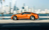 Bentley Continental GT V8 2019 first drive review - hero side