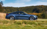 BMW 4 Series 2020 first drive review - hero side