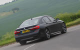 BMW 7 Series 740Ld long-term review hero rear