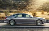 BMW 7 Series 750Li 2019 first drive review - hero side
