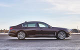 BMW 7 Series 745e 2019 first drive review - hero side