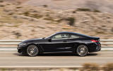 BMW 840d 2019 first drive review - hero side