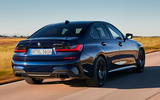 BMW M340i xDrive 2019 first drive review - hero rear