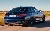 BMW M340i xDrive 2019 first drive review - hero rear