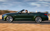 2 BMW M440i Convertible 2021 first drive review hero side