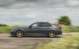 2 BMW M5 CS 2021 UK FD hero side