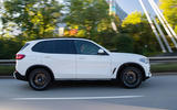 BMW X5 xDrive 45e 2019 UK first drive review - hero side