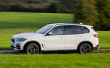 BMW X5 xDrive 45e 2019 first drive review - hero side