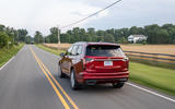 Cadillac XT6 Sport 2020 first drive review - hero rear