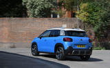 Citroen C3 Aircross Flair Puretech 130 long-term review - hero rear