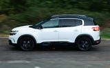Citroen C5 Aircross Hybrid 2020 UK first drive review - hero side