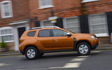 Dacia Duster 2019 long-term review - hero side