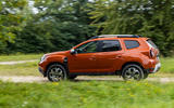2 Dacia Duster 2021 facelift first drive hero side