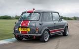 2 David Brown Mini Remastered Oselli 2021 UK FD hero rear