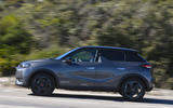 DS 3 Crossback 2019 first drive review - hero side