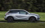 DS 3 E-Tense 2019 first drive - hero side