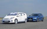 Euro NCAP testing