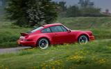 2 Everrati Porsche 964 2021 UK FD hero side