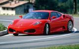 Ferrari F430 - hero front