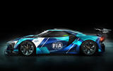2 FIA electric GT official announcement side