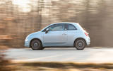 Fiat 500 Hybrid 2020 first drive review - hero side
