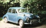 First car - Max Pemberton-James